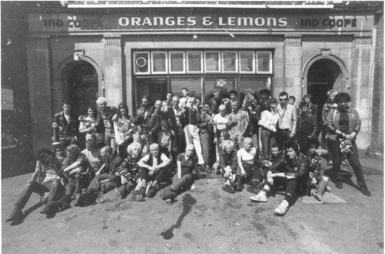 Oranges & Lemons 1978
