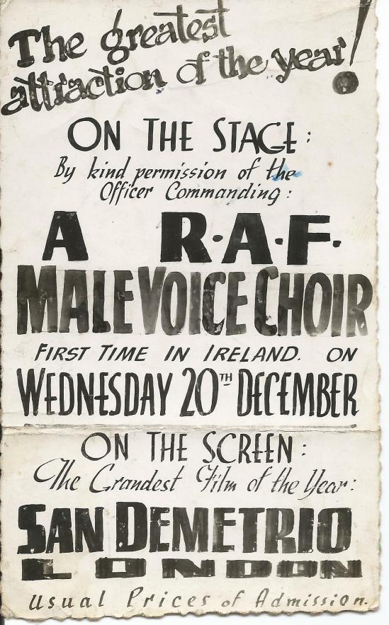 RAF Choir 1